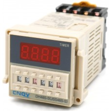Digital Timer Relay DH48S