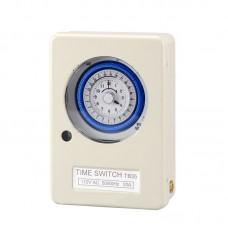 Analog Mechanical Timer Relay TB35