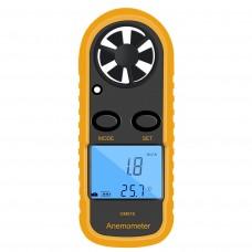 Digital Anemometer Windspeed air speed meter