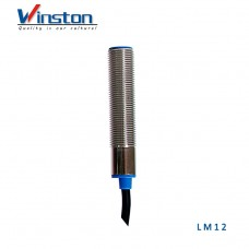 Inductive Sensor Winston m12 NPN NO+NC Flush