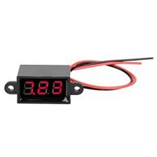 Digital voltmeter 3-30v DC Waterproof