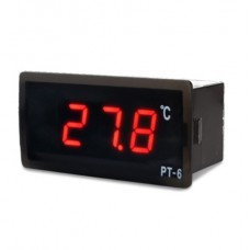 Digital Thermometer 12V PT-6