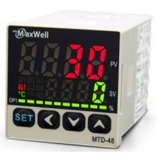 Maxwell MTD Temperature PID Controller 48x48 24V Relay/Voltage